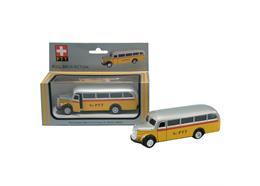 1:55 Mercedes-Benz Omnibus PTT 1950, O 3500, 15cm