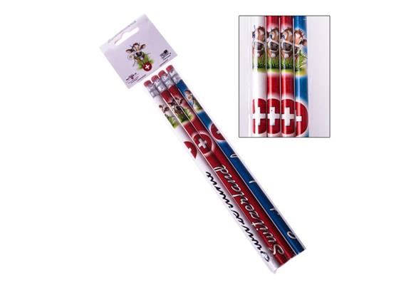 4-er Set Bleistift
