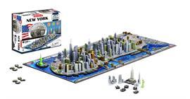4D City Puzzle