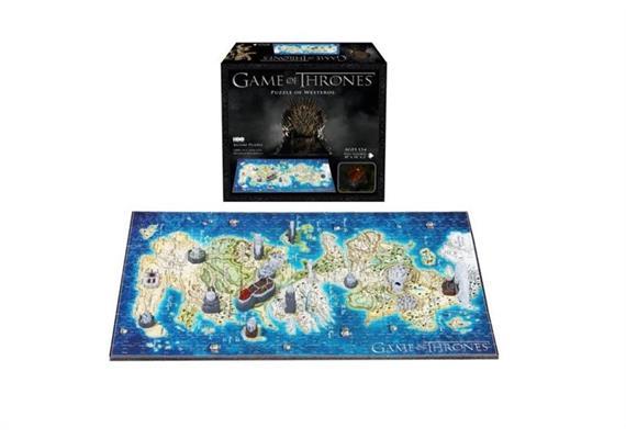 4D Mini Game of Thrones: Westeros