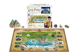 4D Mini Harry Potter Hogwarts