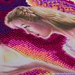Angel Dusk, 40x50cm LED Crystal Art Kit | Bild 2