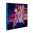 Angel Dusk, 40x50cm LED Crystal Art Kit | Bild 5