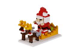 Brixies Weihnachtsschlitten
