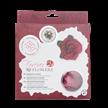 Burgundy, Romantic Roses Forever Flowerz - Makes 35   Bild 2