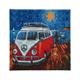 Camper Van Go, 30x30cm Crystal Art Kit