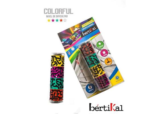 Coloful Bértikal