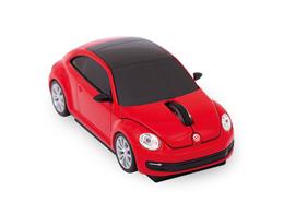 Computer Maus VW Beetle, 2.4 GHz wireless, inkl. 2A Batterie, 12 cm