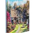 Country Cottage, 40x50cm Crystal Art Kit | Bild 2