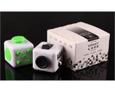 Cube Spinner, farblich sortiert