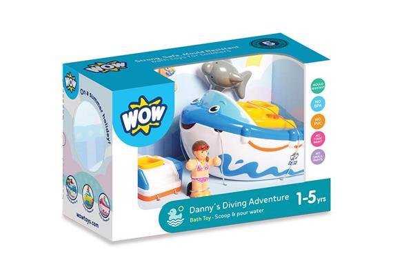 Danny's Diving Adventure (Bath Toy)
