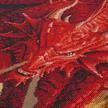 Die Drachenhöhle: Anne Stokes, 70x70cm Crystal Art Kit | Bild 3