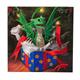 Dragon Gift, 18x18cm Crystal Art Card