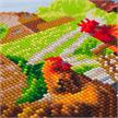 Farm, 30x30cm Crystal Art Kit | Bild 3