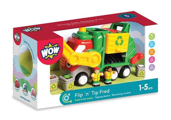 Flip 'n' Tip Fred