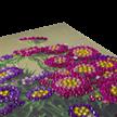 Flower Vase, 11x22cm Crystal Art Card   Bild 3