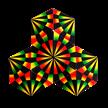 GeoBender Cube - Beam in 4-er Box | Bild 3