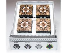 GeoBender Cube - Nautilus 4-er Box