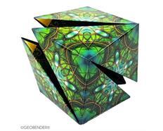 GeoBender Cube - Surfer