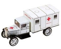 Hawkeye Ambulance white / desert / army