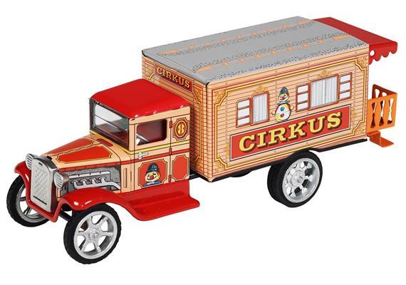 Hawkeye Circus Campervan