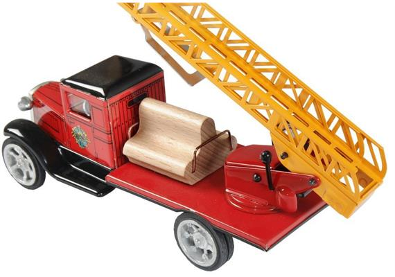 Hawkeye Fire Engine (Ladder Truck)