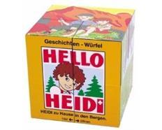 Heidi Geschichtenwürfel Nr. 1 japanisch