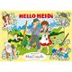 Heidi Malbuch A4