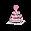 Hochzeitskuchen / wedding cake | Bild 3