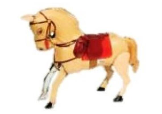 Horse - windup