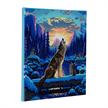 Howling Wolves, 30x30cm Crystal Art Kit   Bild 3
