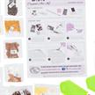Ice Kingdom, 40x90cm Crystal Art Kit | Bild 4