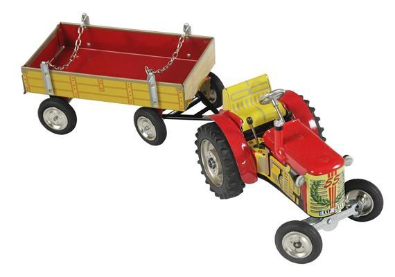 Jubilee Tractor