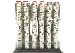 Kugelschreiber Expression mit Metallclip, Display mit 36 Stk.