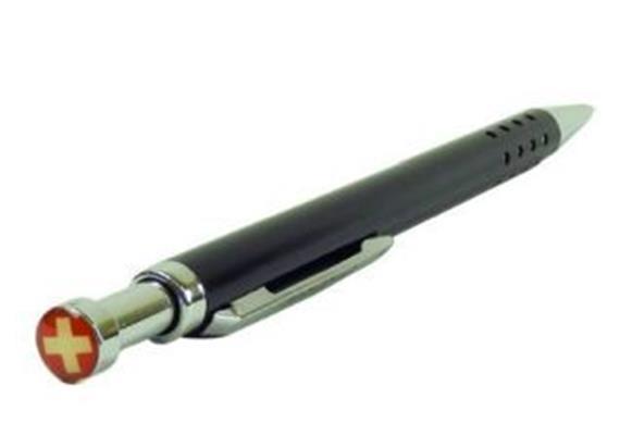 Kugelschreiber Starlight Swiss SC schwarz