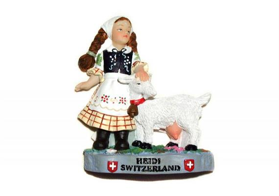 Magnet Heidi & Geiss aus Polystone