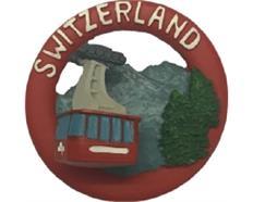 Magnet Seilbahn 3D im Ring