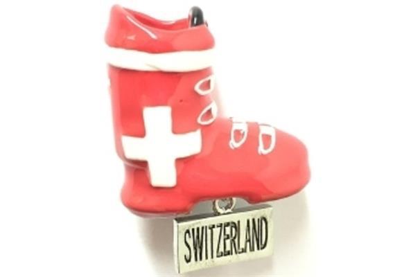 Magnet Skischuhe Switzerland