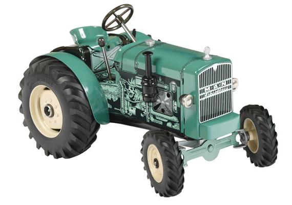 MAN AS 325 A Tractor