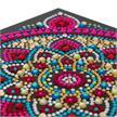 Mandala, 18x18cm Crystal Art Card | Bild 3