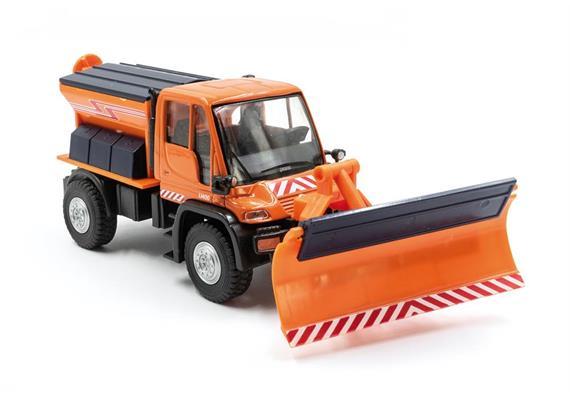 MB Unimog Schneeräumfahrzeug
