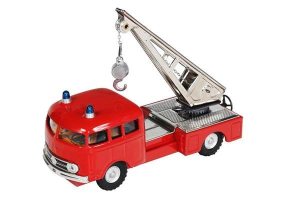 Mercedes MB 335 Fire Engine - Crane