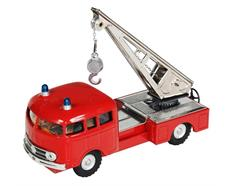Mercedes MB 335 Fire Engine - Crane