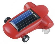 Miniracer - Solar - rotes Gehäuse