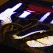 Moonlight Swans, 40x50cm LED Crystal Art Kit | Bild 5