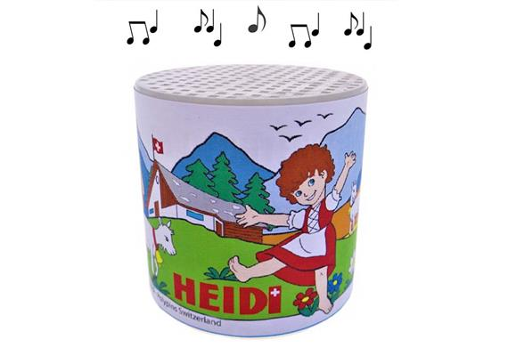 Musik Dose Hello Heidi, LT Juli