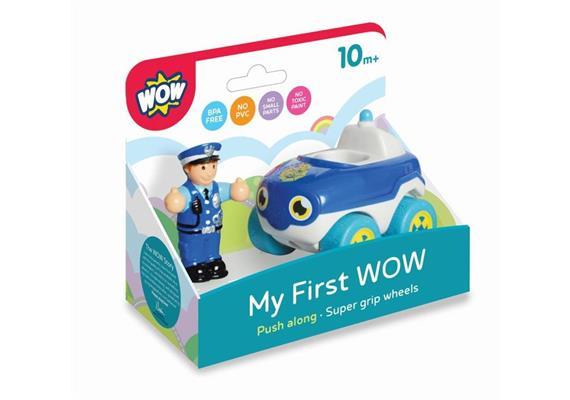 My First Police Car Bobby