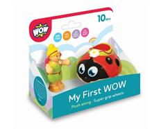 My First Wow-Lily the Ladybird (NEW FOR 2019)