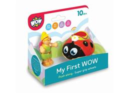 My First Wow-Lily the Ladybird
