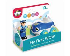 My First WOW-Police Car Bobby